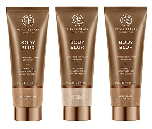 vita liberata body blur - latte, latte light, mocha